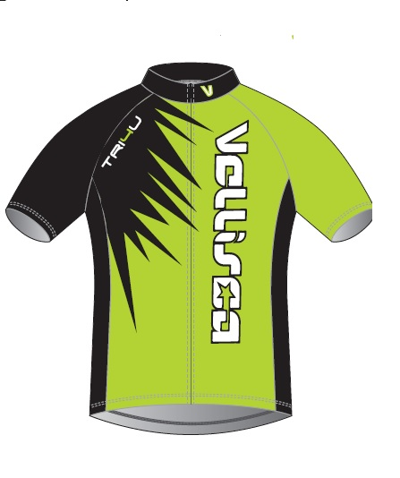 MAILLOT VELLISCA FRONT