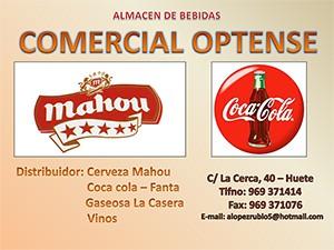 Comercial Optense