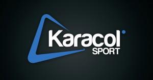 Karacol - Logotipo fondo negro